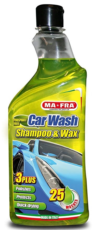 MAFRA-CAR WASH SHAMPOO 1000 ml-Šampón s voskom 1000ml