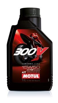 Motul 300V FL Road Racing 15W-50 1L