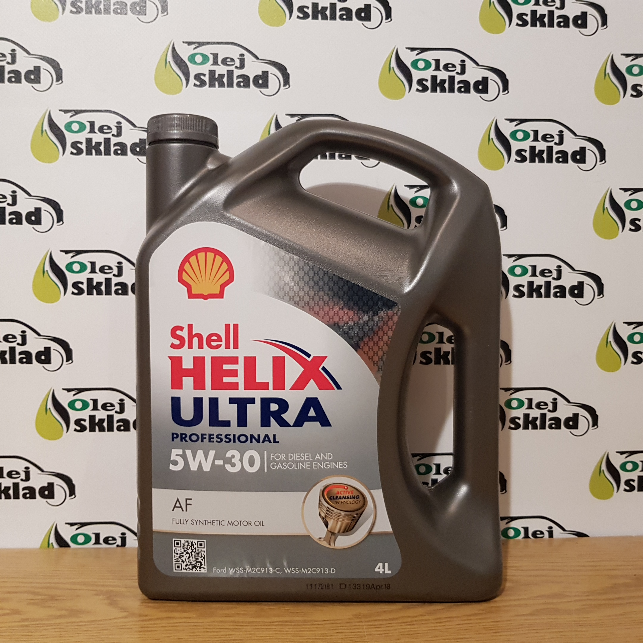 Shell HELIX ULTRA PROFESIONAL AF 5W30 4L