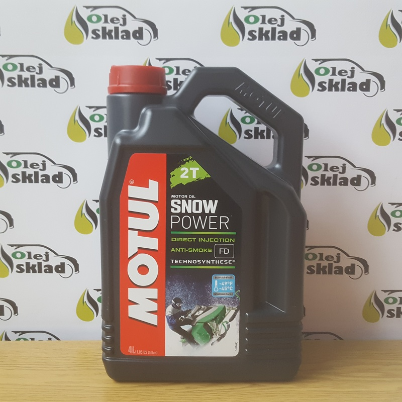 Motul Snow Power 2T  4L