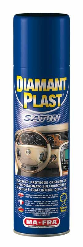 MAFRA-DIAMANTPLAST SATIN SPRAY 500ml bez siliconu-oživovač plastov