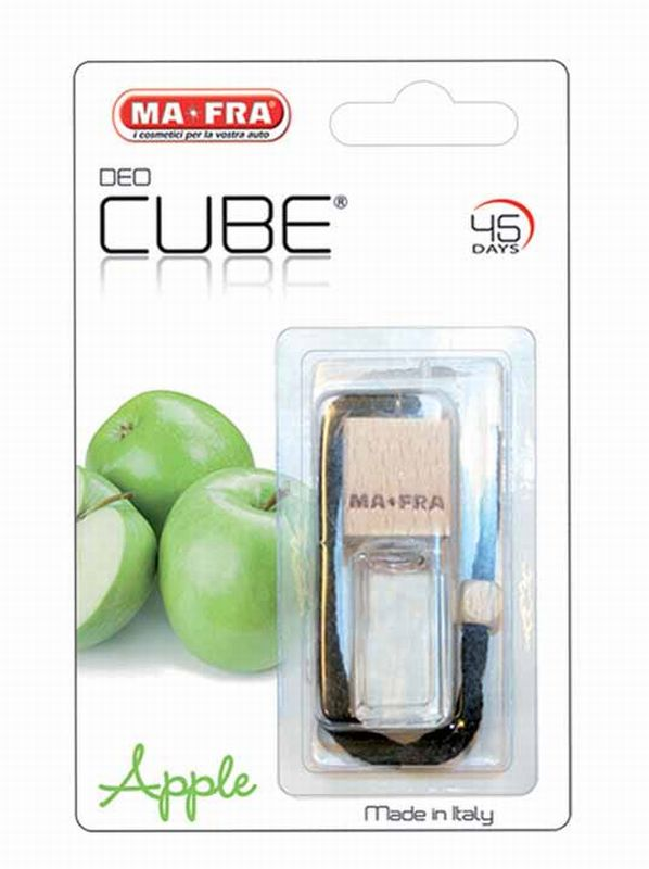 MAFRA-DEO-CUBE APPLE-vôňa do auta