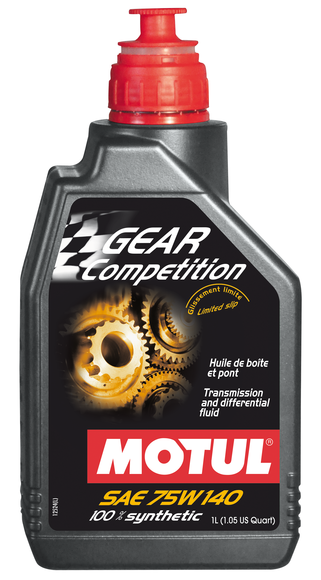 Motul Gear Competition 75W-140 1L