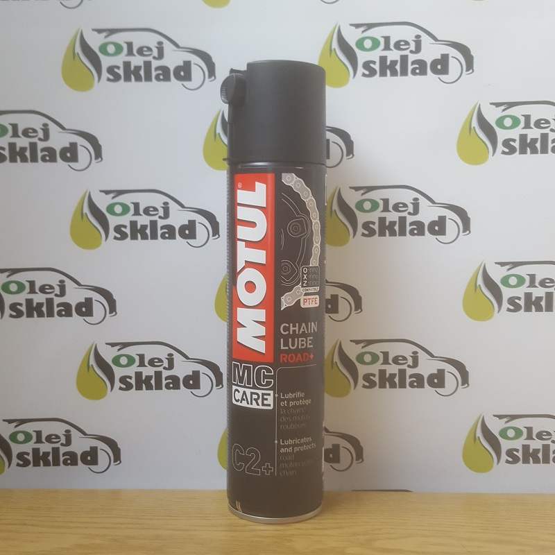 Motul C2+ CHAIN LUBE ROAD PLUS 400ml