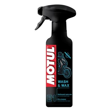 Motul Wash and Wax Spray (E1) 400ml