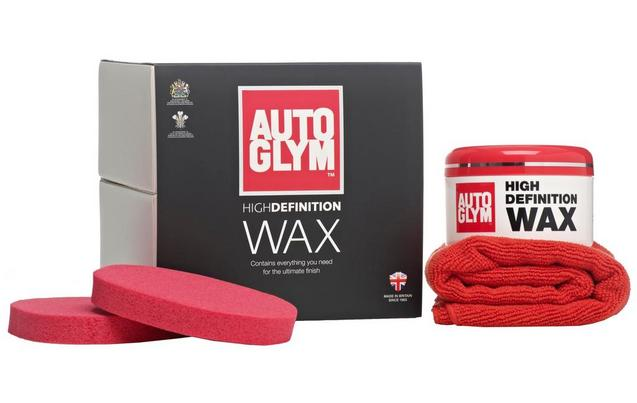 AUTOGLYM-High Definition Wax kit 150g-karnúbsky konzervačný vosk