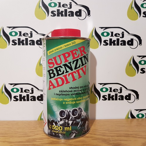 Super benzin aditiv 500ml
