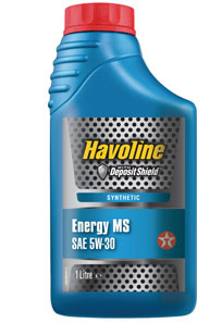 TEXACO HAVOLINE ENERGY MS 5W-30 1L
