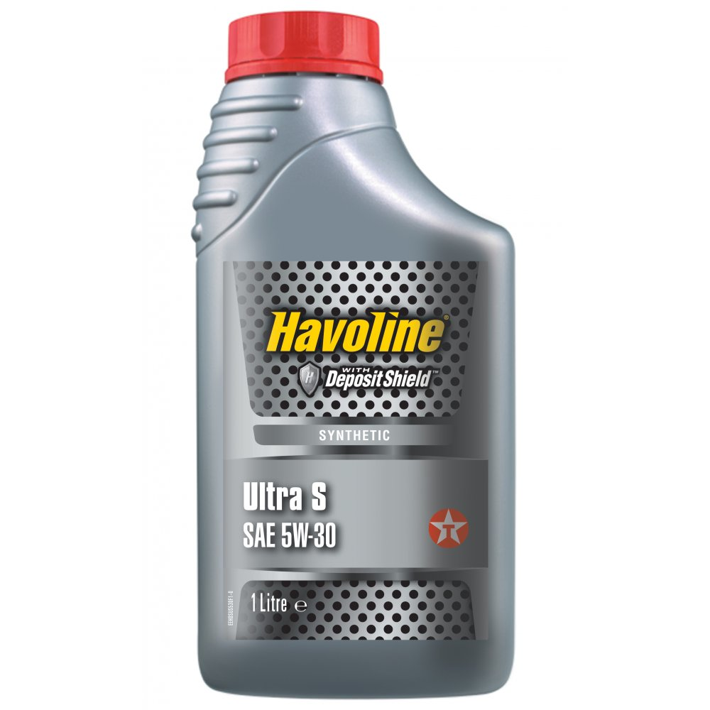TEXACO HAVOLINE ULTRA S 5W-30 1L