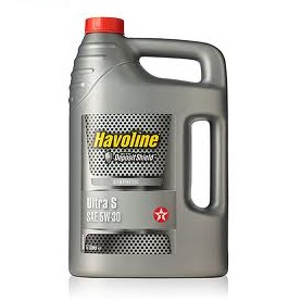 TEXACO HAVOLINE ULTRA S 5W-30 5L
