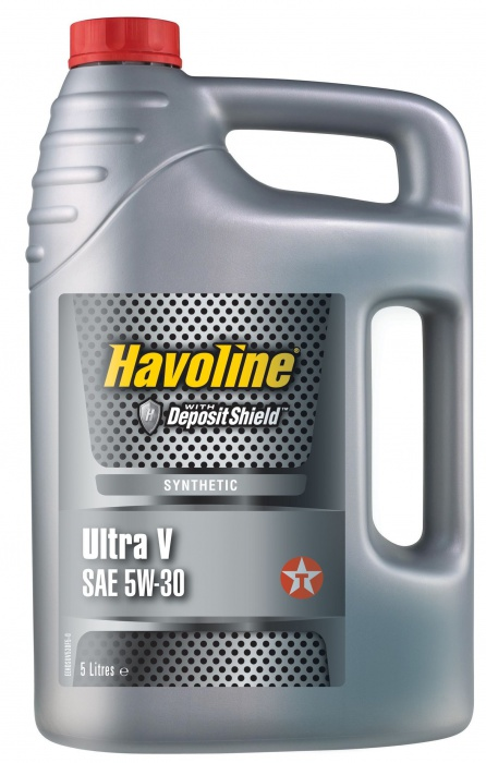 TEXACO HAVOLINE ULTRA V 5W-30 5L