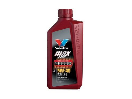 VALVOLINE Maxlife Synthetic 5W-40 1L