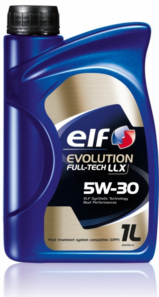 ELF EVOLUTION  FULL-TECH LLX 5W30 1L